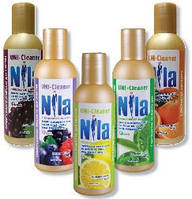 Жидкость Nila UNI-Cleaner универсальная 250мл, лайм