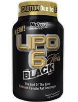 Жиросжигатель LIPO-6 BLACK HERS 120 жидких капсул