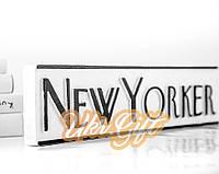 Настенная табличка New Yorker