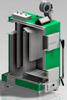 Котел твердое топливо ENERGUS BATgaz 100 кВт, КПД 87%, длительного горения, водотрубная решетка.