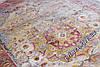 """Современный прямоугольный ковер Севен """"Мечеть"""", цвет белый, фото 3"""