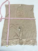 Женские батальные эластичные панталоны 56-60