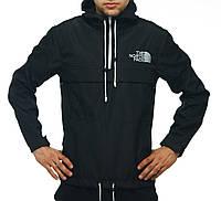 Анорак черного цвета The North Face, магазин одежды