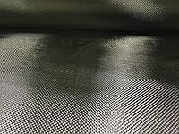Углеродная ткань 120 г/м2, 1К, полотно, ш. 100 см (ECC)