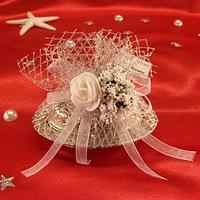 Конфетница свадебная на подарок гостям