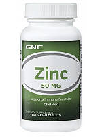 Цинк Zinc 50 mg (250 tab)