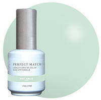Гель-лак Perfect Match Mint Jubilee