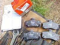 Передние тормозные колодки ВАЗ 2170 - 2172 TRW GDB1446 (2110-3501089)