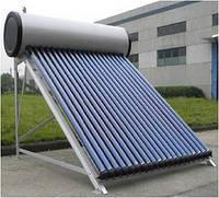 Термосифонные солнечные коллекторы для нагрева воды (комплекты)