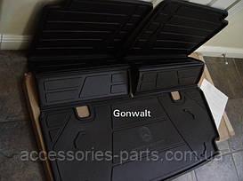 Коврик в багажник Mercedes-Benz GL-Class x164 x166