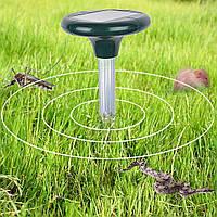 Отпугиватель грызунов, кротов Solar Rodent Repeller, на солнечной батарее