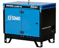 Дизельный генератор SDMO Diesel 6500 ТЕ AVR Silence