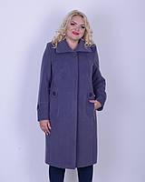 Пальто свободный крой