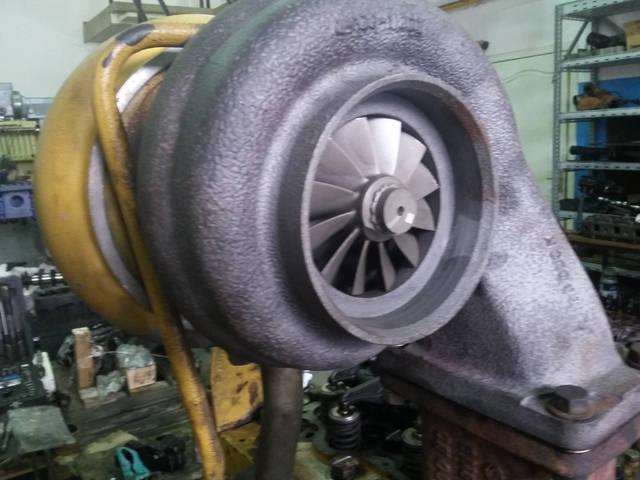 Турбокомпрессор после ремонта