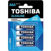 Батарейка Toshiba LR03 Great Power Alkaline