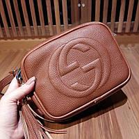 Сумочка Gucci коричневая