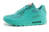 Женские кроссовки Nike Air Max Hyperfuse 90 бирюзовые
