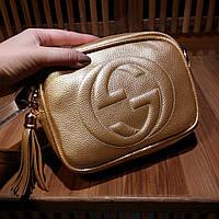Сумочка Gucci золото