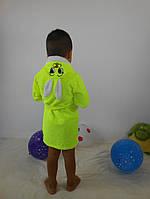 Халат детский махровый, фото 1