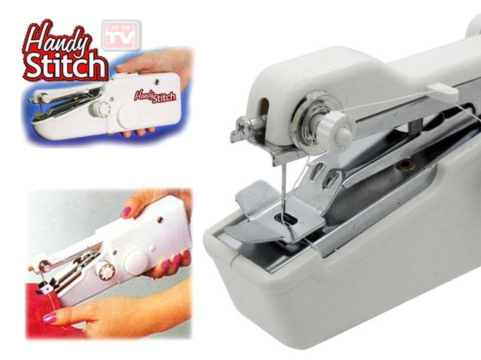 Ручная швейная машинка handy stitch отзывы