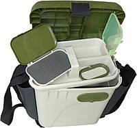 Ящик зимний рыболовный aguatech1879-k