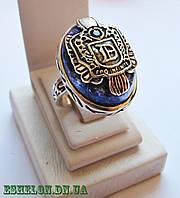 Кольцо серебряное Деймона Сальваторе,Дневники Вампира, фото 1