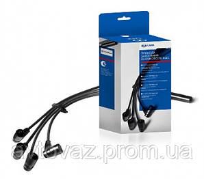 Провода высоковольтные ВАЗ 2101, ВАЗ 2103, ВАЗ 2104, ВАЗ 2105, ВАЗ 2107 карбюратор силикон
