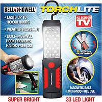 Фонарь светодиодный с магнитом Torch Lite