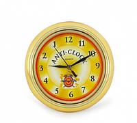 Часы идут в обратную сторону маленькие Anti-clock