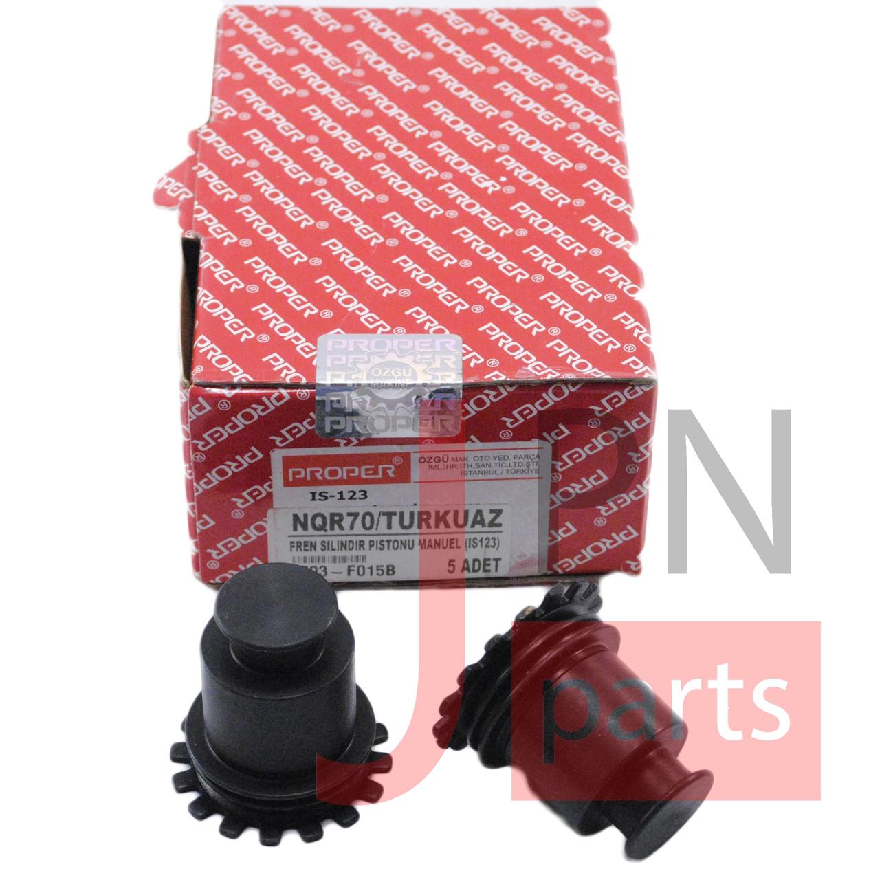 Трещетка тормозного цилиндра БОГДАН А091 (БЕЗ ABS) (ЗАДНЯЯ 35MM) E1 (8971479730) JAPACO