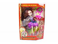 Кукла Ever After High, в фиолетовом платье, аксессуары