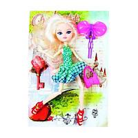 Кукла Ever After High, блондинка в салатовом платье