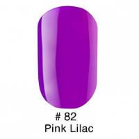 Яркий гель-лак от Наоми насыщенного фиолетового цвета