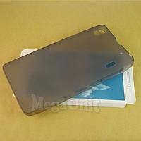 Силиконовый чехол-накладка для Lenovo A7000