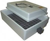 Инкубатор Несушка БИ 1 на 36 яиц: автопереворот яиц, 36 Вт, 33-43°C, корпус пенопласт