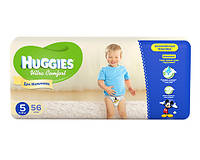 Huggies Ultra Comfort для мальчиков  5 - (56 шт)