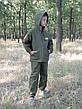 Детский камуфляж костюм для мальчиков Лесоход цвет хаки, фото 5