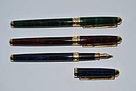 Ручка перьевая металлическая Baixin   FP801MG мрамор микс цветов
