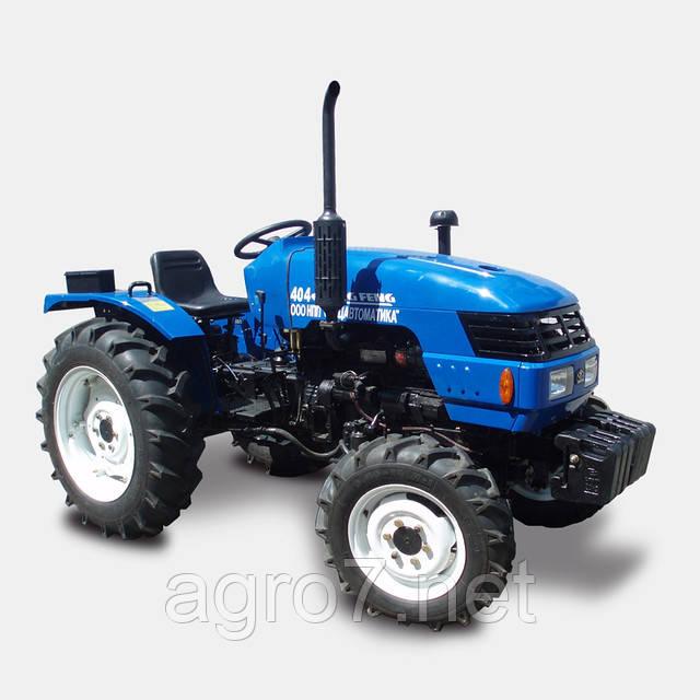 Трактор DONGFENG DF404DHL(40л.с., гур, 4х4, 2х диск. сцеп.)