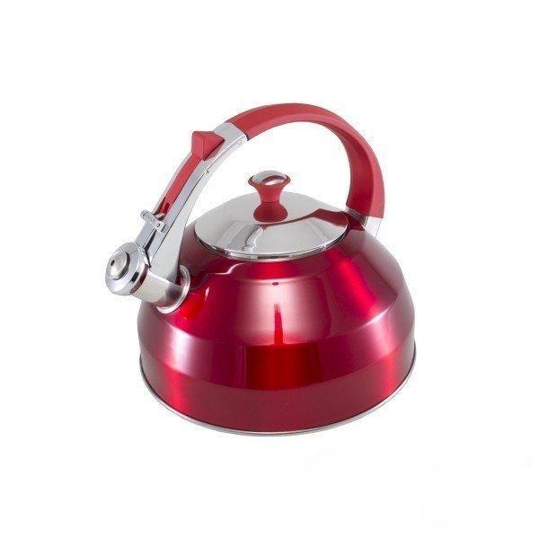 1155-S STAHLBERG Чайник для кипячения воды 2,7л  (нерж. сталь) 1155-S - Дом Подарка Позитив в Харькове