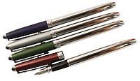 Ручка перьевая металлическая Baixin   FP901 (серая,красная,фиолетовая)
