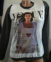 Батник демисезонный женский Vogue, фото 1