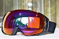 Горнолыжная, лыжная, сноуборд маска (очки) HB 185