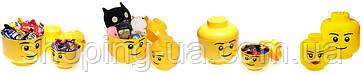 Ящик для хранения Lego Голова Злой Мальчика S PlastTeam 40310160, фото 3