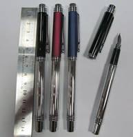 Ручка перьевая металлическая Baixin  FP922 (4-5) микс цветов