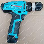 Шуруповерт аккумуляторный GRAND ДА-12, фото 6