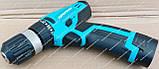 Шуруповерт акумуляторний GRAND ТАК-12, фото 7