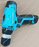 Шуруповерт аккумуляторный GRAND ДА-12, фото 8