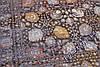 """Современный прямоугольный ковер Севен """"Шейх"""", цвет серо-коричневый, фото 3"""