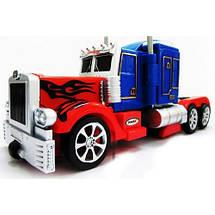 Трансформер «Оптимус Прайм», высококачественная игрушка для ребенка, фото 3